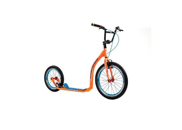 Potkupyörä Crussis Active 4.2 oranssi-sininen