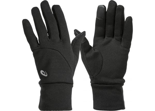 Treenihanskat juoksemiseen Asics Thermal Gloves 3033A238 001