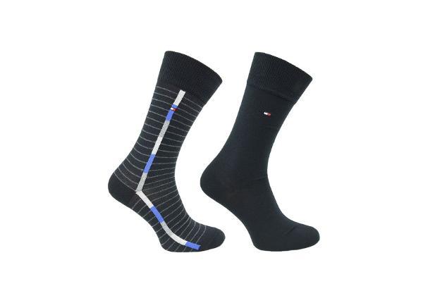 Vabaajasokkide komplekt meestele Tommy Hilfiger 2-pakk Socks M 482011001-200