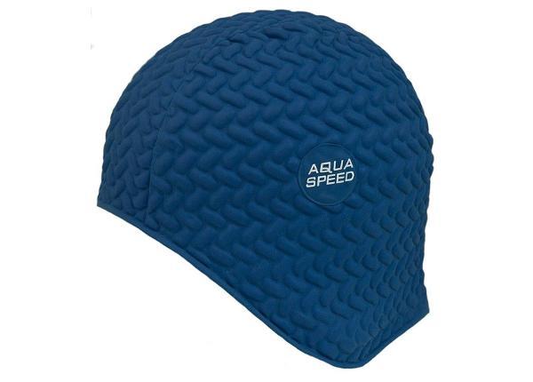 Naiste ujumismüts Aqua-Speed lateks Bombastic Tic-Tac 3
