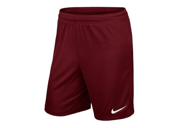 Lühikesed jalgpallipüksid lastele Nike Short Park II Jr 725989-677