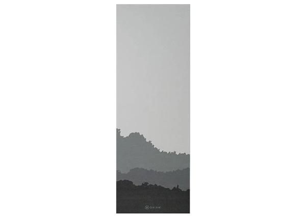 Мат для йоги GAIAM Granite Mountains 6мм