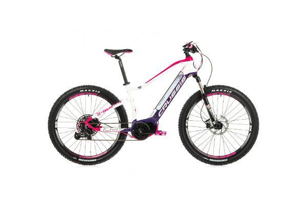 Naisten sähkömaastopyörä Crussis e-Guera 8.5-S