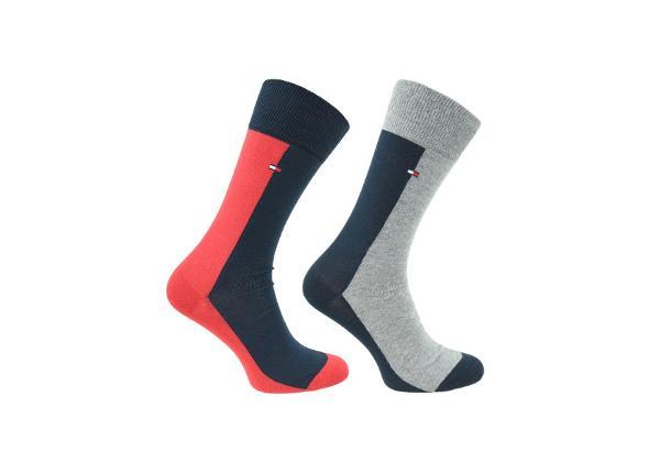 Vabaajasokkide komplekt meestele Tommy Hilfiger 2-pakk Socks M 482027001-085