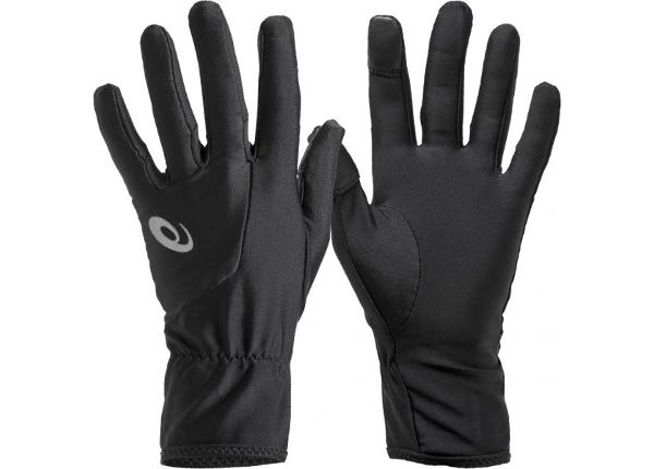 Treeningkindad jooksmiseks meestele Asics Running Gloves M 3011A011-001