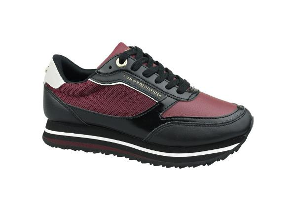 Vabaajajalatsid naistele Tommy Hilfiger Tommy Retro Branded Sneaker W
