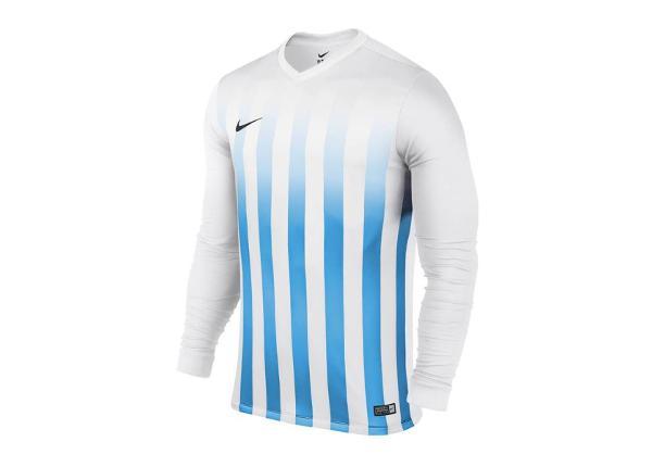Kompressioonsärk meestele Nike Striped Division II LS Jersey M 725886-100