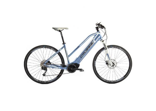 Elektri maastikujalgratas naistele Crussis e-Cross Lady 9.4