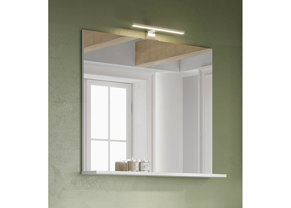 Peilikaappi valaistuksella Arvada