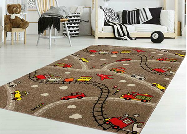 Lastenhuoneen matto Momo RT-226023