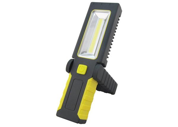 Taskulamp LED 3 W magneti ja riputuskonksuga