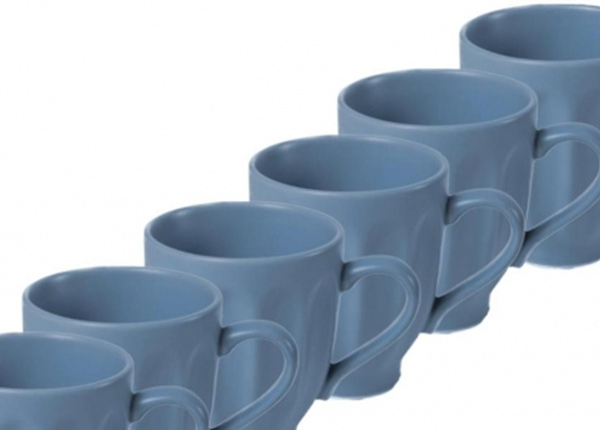 Керамические кружки Lohuke 24 шт.