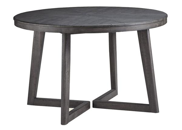 Ruokapöytä Ø 122 cm
