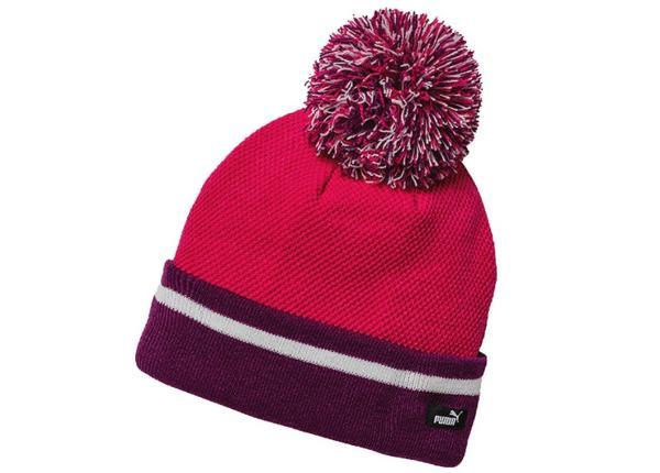 Зимняя шапка для взрослых Puma STYLE WM Beanie W 021279 02