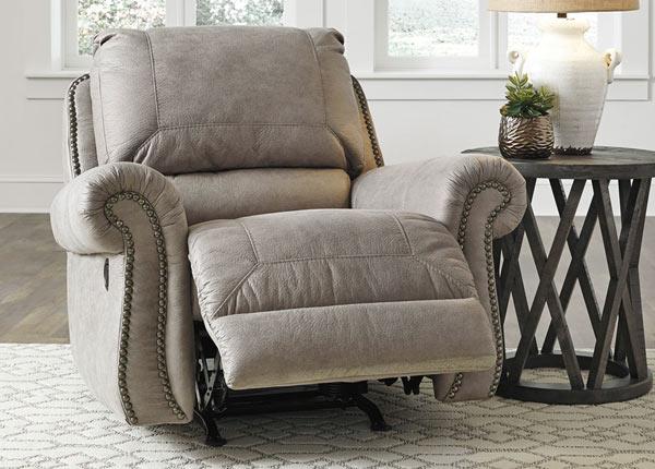 Кресло с механизмом подножки Olsberg