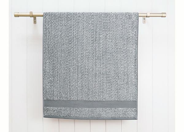 Махровое полотенце Melange серый 48x90 cm, 2 шт