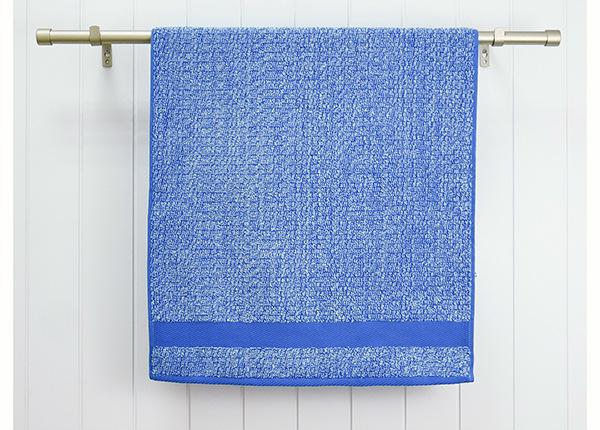 Махровое полотенце Melange 70x140 cm, синий