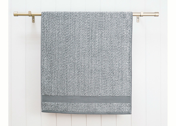 Махровое полотенце Melange 70x140 cm, серый