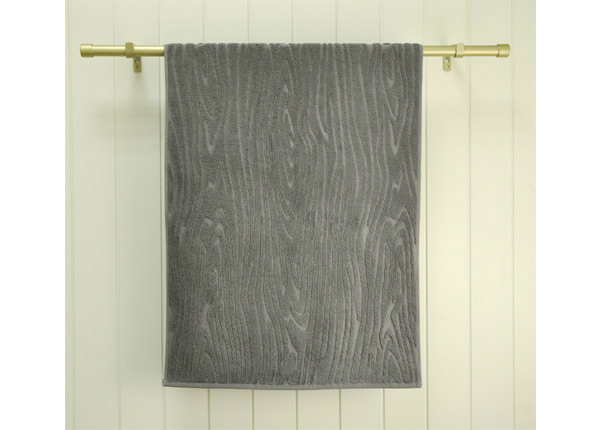 Froteerätik Wood 70x140 cm, hall