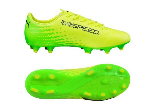 Miesten jalkapallokengät Puma Evo Speed 17.4 FG M 104017 01
