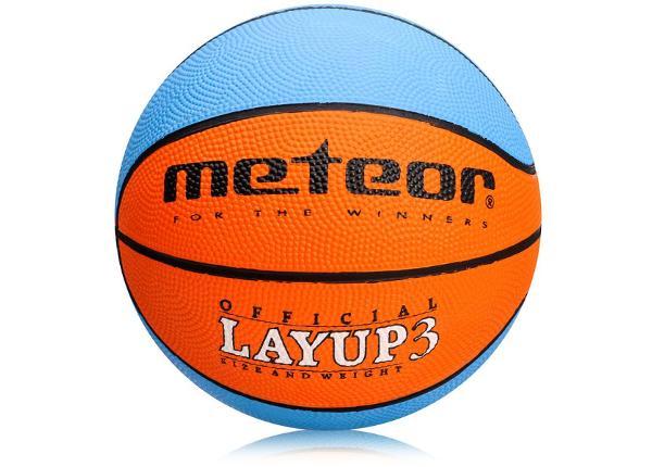 Баскетбольный мяч Meteor Layup MINI 07067