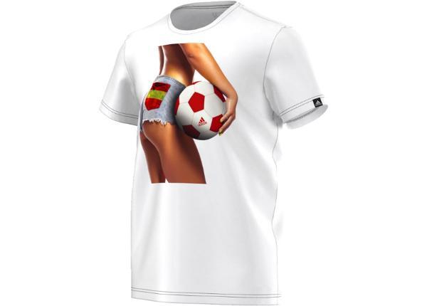 Miesten t-paita adidas Summer Fun Euro 2016 M AI5631
