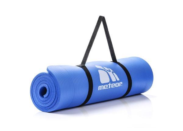 Мат для фитнеса Meteor NBR 183x61x1 см