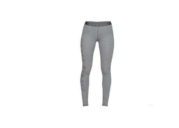 Treeningretuusid naistele Under Armour Favourite Wordmark Legging W 1329318-012