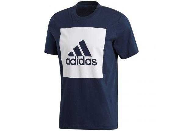 Miesten t-paita adidas ESSENTIALS BIG LOGO M S98726