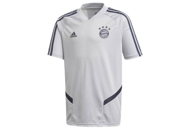 Lasten jalkapallopaita adidas FC Bayern Jr EJ0958