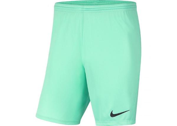 Jalgpalli lühikesed püksid meestele Nike Dry Park III NB K M BV6855 354