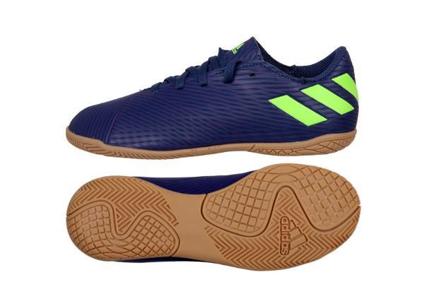 Lasten futsal sisäpelikengät adidas Nemeziz Messi 19.4 IN Jr EF1817