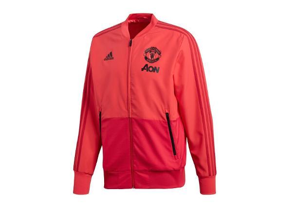 Мужская толстовка adidas MUFC PRE Jacket M CW7629