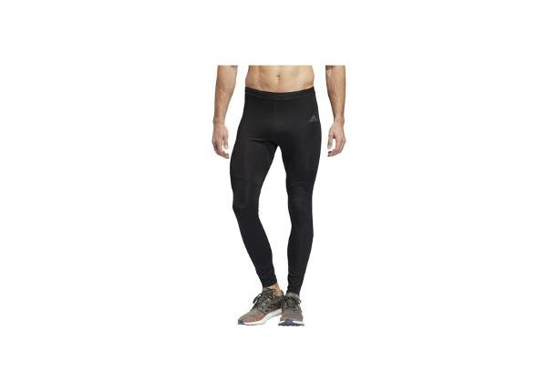 Miesten treenileggingsit adidas Own the Run Long M DW5985