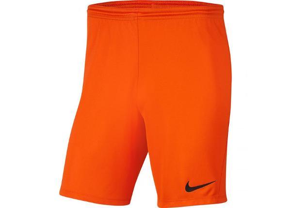 Jalgpalli lühikesed püksid meestele Nike Dry Park III NB K M BV6855 819