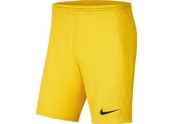 Jalgpalli lühikesed püksid meestele Nike Dry Park III NB K M BV6855 719