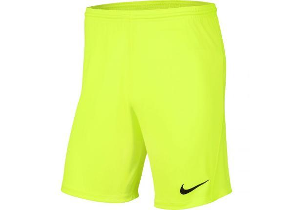 Miesten jalkapalloshortsit Nike Dry Park III NB K M BV6855 702
