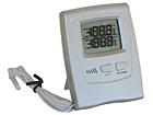 Цифровой внутренний-наружный термометр