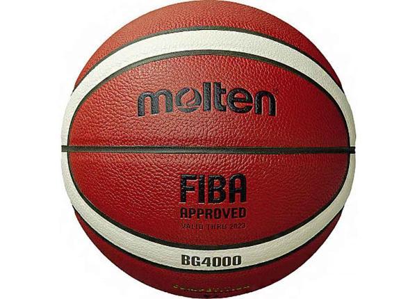 Koripallo Molten B5G4000 FIBA