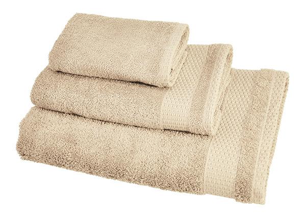 Комплект махровых полотенец Madison, бежевый