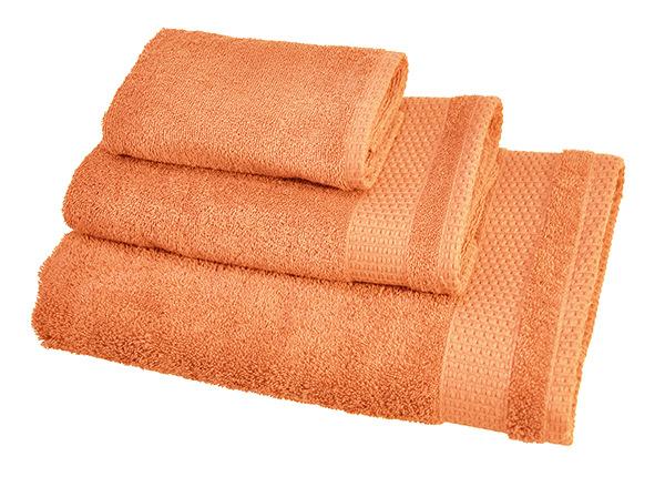 Комплект махровых полотенец Madison, абрикосовый