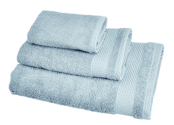 Комплект махровых полотенец Madison, голубой