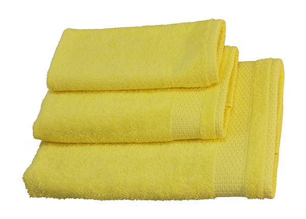 Комплект махровых полотенец Madison, ванильный