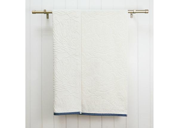 Махровое полотенце Seashell, белый