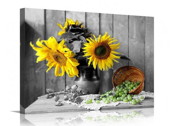 Seinätaulu Sunflower and gooseberries 60x80 cm ED-227910