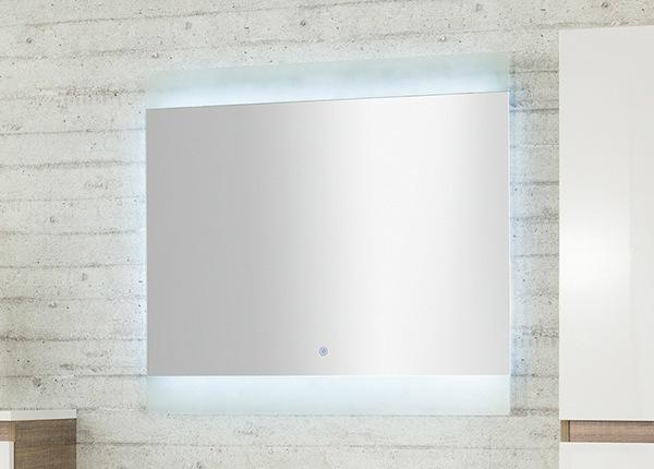 Зеркало со светильником Piuro