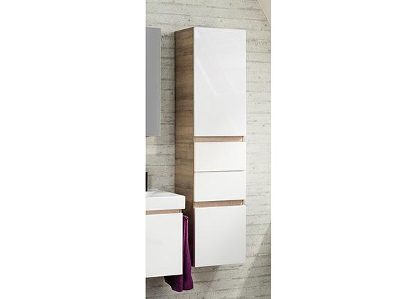 Высокий шкаф в ванную Piuro