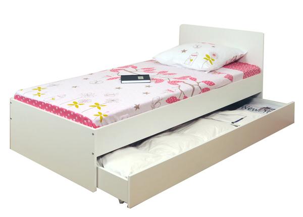 Кровать с ящиком Oslo 90x200 cm