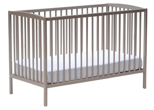 Детская кроватка Ludo 60x120 cm