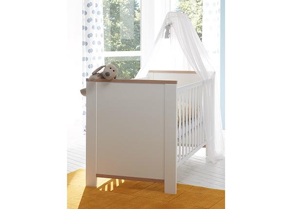 Детская кроватка Adele 70x140 cm